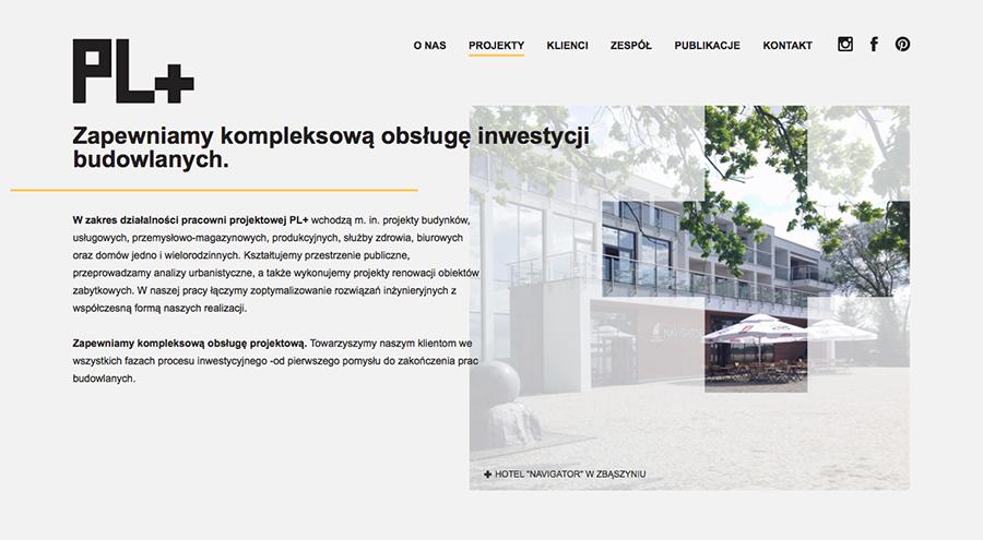 PL + Pracownia projektowa